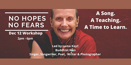Special Spiritual Learning Intensive On The Song: No Hopes, No Fears tickets