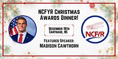 Christmas Awards Dinner tickets