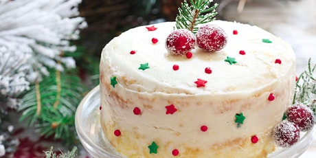 Make & Take: Decorate a Winter Wonderland Cake tickets