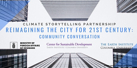 CommunityConversation:Resilient Cities with Climate Storyteller Partnership tickets