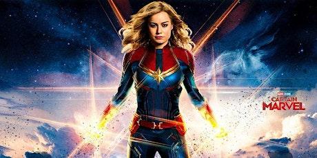 QUANTICO - Movie:  Captain Marvel tickets