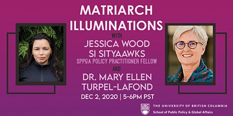 "Matriarch Illuminations – ""Making Law and Policy – Matriarch Traditions"" tickets"