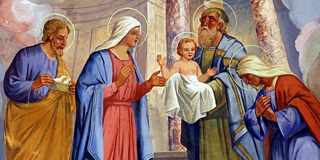 SOLEMNITY OF MARY, MOTHER OF GOD 10AM English Mass tickets