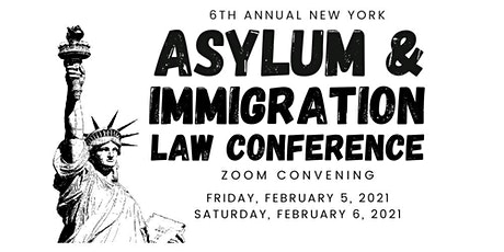 2021 New York Asylum & Immigration Conference tickets
