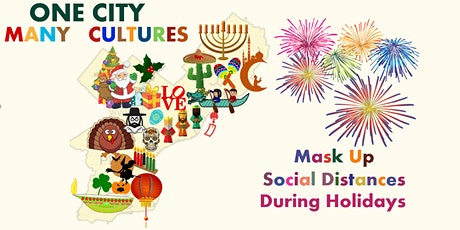 One City, Many Cultures -  Holiday Cooking & Music tickets