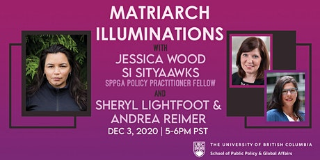 "Matriarch Illuminations – ""Where we go from here"" tickets"