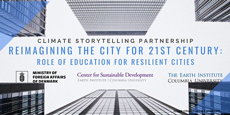 Education for Resilient Cities with Climate Storyteller Partnership tickets
