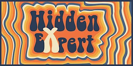 Hidden Expert: Storytelling with a Twist (December) tickets