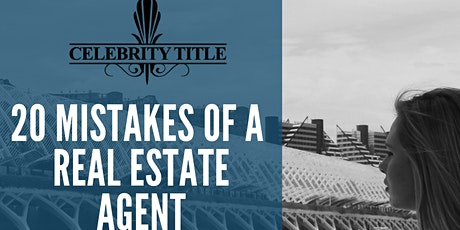 20 Mistakes of a Real Estate Agent tickets