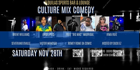 Comedy Culture Mixx tickets