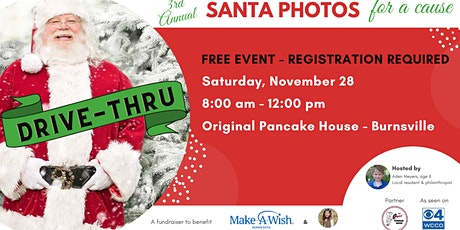 Drive-Thru Santa Experience for a Cause tickets