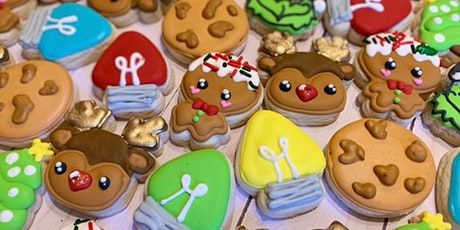 Christmas Cookie Workshop tickets