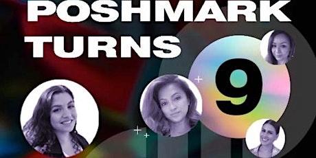 Poshmark Turns 9 Posh N Sip, Sat. Dec 5th 2-5pm tickets