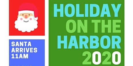 Holiday on the Harbor 2020 tickets