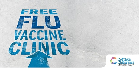 Cottage Children's Medical Center free Pediatric Flu Vaccine Clinic tickets