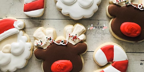 Christmas Cookie Decorating Class (PRIVATE) tickets