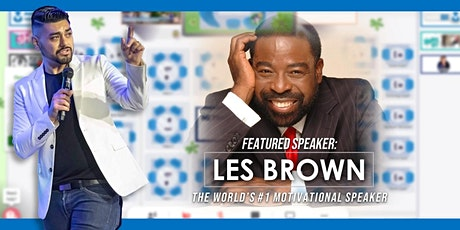 Network of Influence with Les Brown tickets