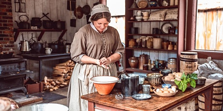 Fort from Home: Victorian Cooking
