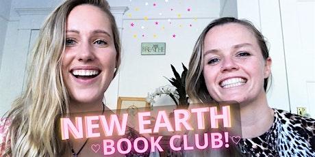 NEW EARTH Book Club! tickets