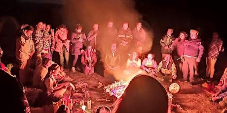 Ultimo Retiro Terapéutico del año en Teotihuacan con Ayahuasca/Bufo/Kambó boletos