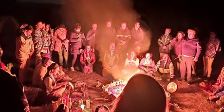 Ultimo Retiro Terapéutico del año en Teotihuacan con Ayahuasca/Bufo/Kambó entradas
