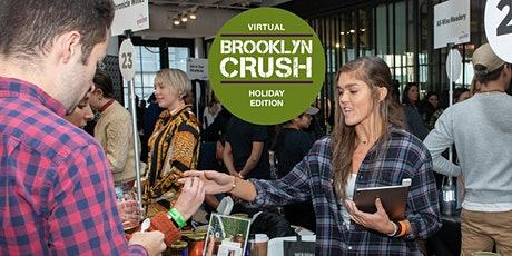 Virtual Brooklyn Crush: Holiday Edition tickets