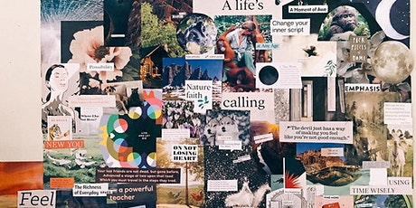 Design YOUR LIFE! - Vision Board Workshop Tickets