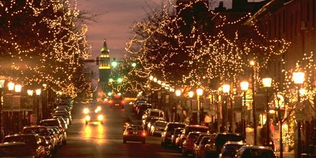 Holiday Kick Off Tour of Old Town, Virginia with Post Nightlife Experience tickets