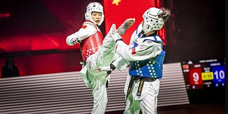 Ways to Create a World Class Taekwondo Champion tickets