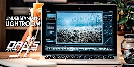 Understanding Adobe Lightroom Classic: 1/14 & 1/21 tickets