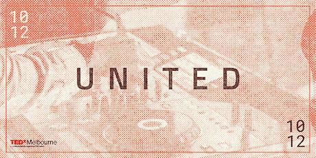 """TEDxMelbourne Music Salon: """"United"""" tickets"""