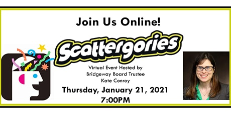 Scattergories Game NIght tickets