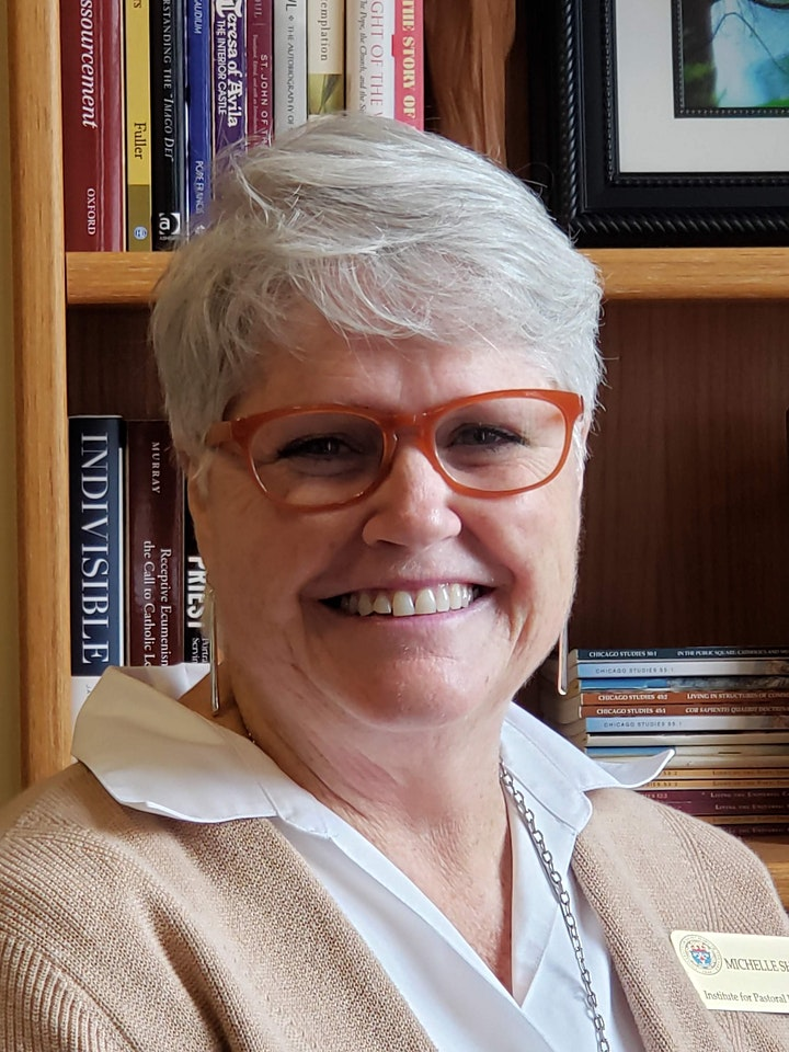 Institute for Pastoral Leadership--Online Lenten Book Discussion image