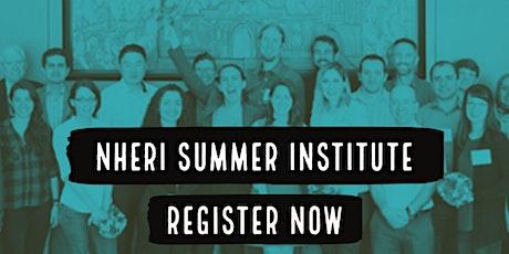 NHERI Summer Institute Event tickets
