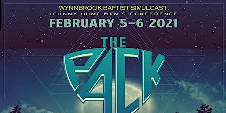 Wynnbrook Baptist Johnny Hunt Men's Conference Simulcast tickets