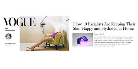 Boost your beauty & wellbeing with LED Light Therapy tickets