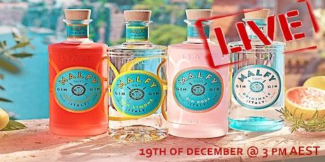 Malfy Gin Virtual Tasting Hosted by Scott Au tickets
