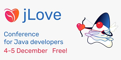 jLove conference for Java developers tickets