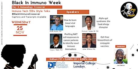 Immunology Technology TEDx Style Talks tickets