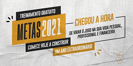 Metas 2021: Relacionamentos - com Célia Regina tickets