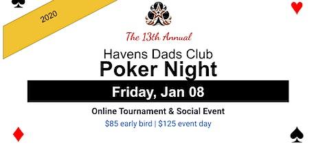 Havens Poker Night 2021: All In for the Kids bilhetes