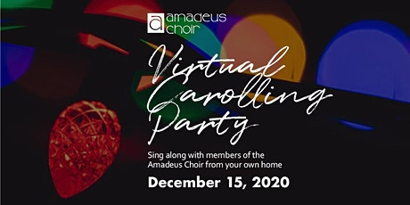 Virtual Carolling Party tickets