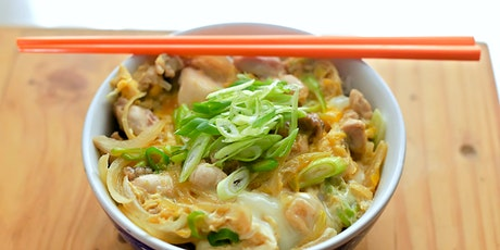 Japanese Oyakodon - Online Cooking Class by Cozymeal™ tickets