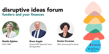 Disruptive Ideas Forum tickets