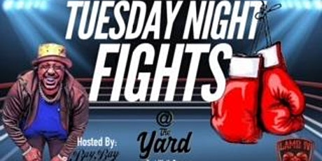 Tuesday Fight Nights tickets