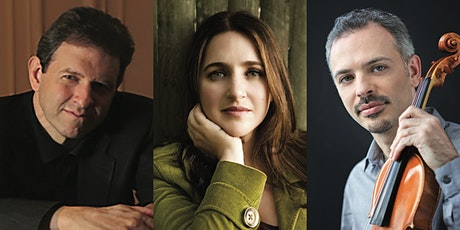 Celebrate BYMP with Bruce Barth, Simone Dinnerstein and Colin Jacobsen tickets