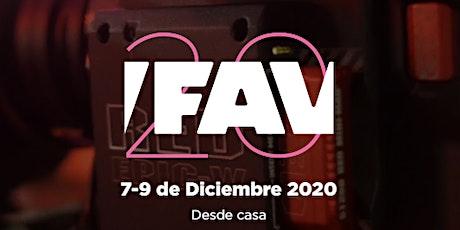 FAV 2020 - Online - Escuela de Comunicación Mónica Herrera tickets