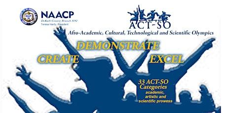ACT-SO Kick-off! tickets