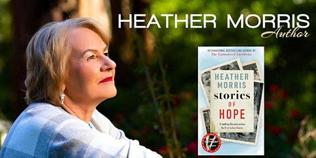 Heather Morris – Stories of Hope tickets