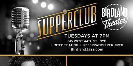 Supperclub Hosted by Natalie Douglas tickets